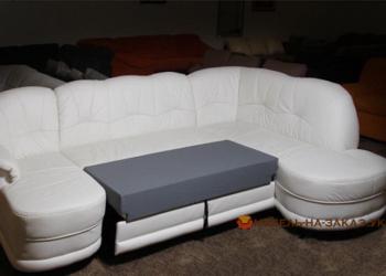 п образный диван со спальным местом под заказ