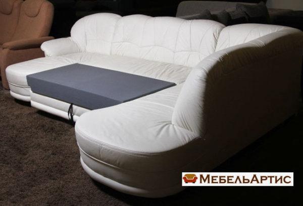 диван со спальным местом хай-тек