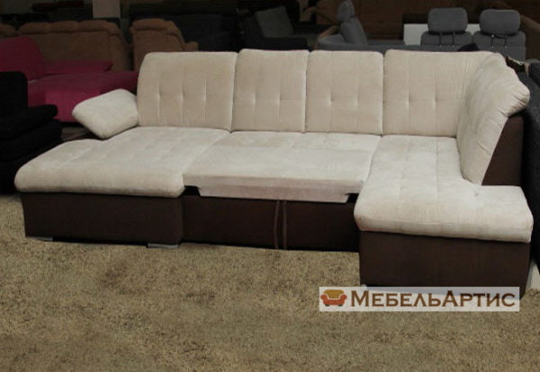 мягкая мебель п образная хай-тек Чернигов