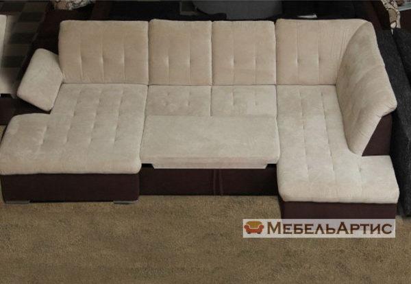 заказать изготовление дивана п образного в Киеве