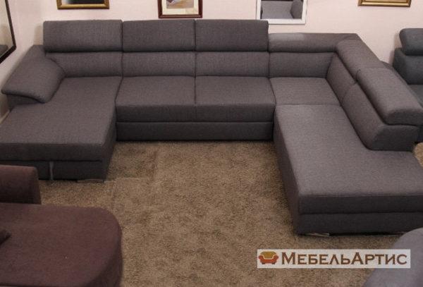 заказать изготовление дивана п образного в Одессе