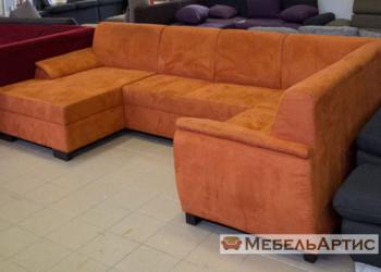 варинаты п образных диванов под заказ