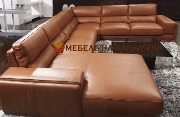 фотография дивана формы п