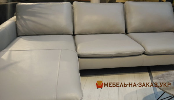 бежевый диван прямой на заказ