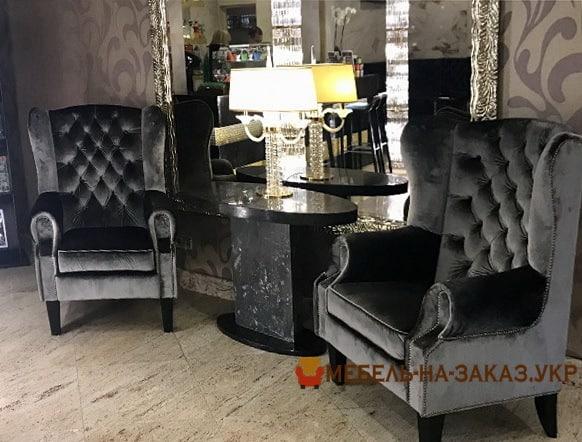 элитные кресла для отеля