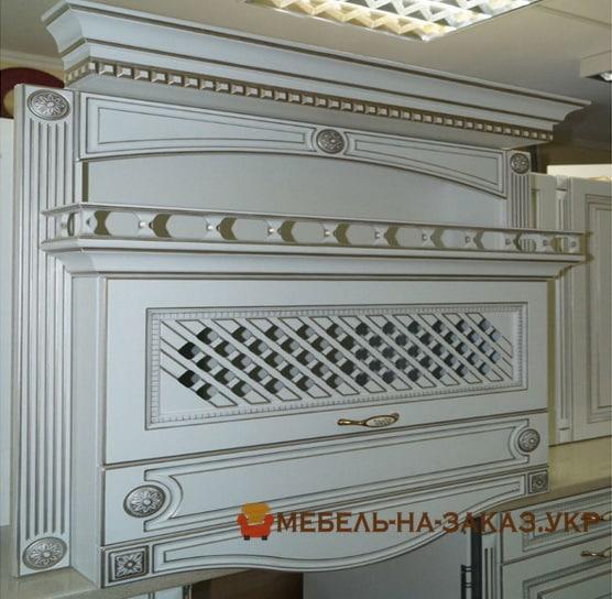 производство авторской вип мебели для кухни Печерский район