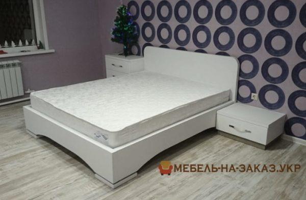 авторская кровать двухместная под заказ БУча