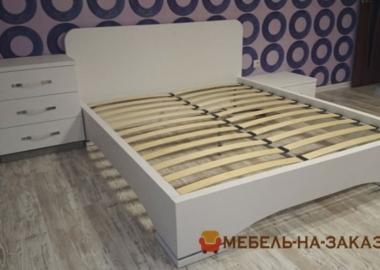 кровать по индивидуальному проетку