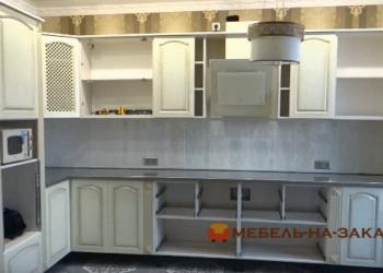 Авторская элитная мебель для кухни Вишневое