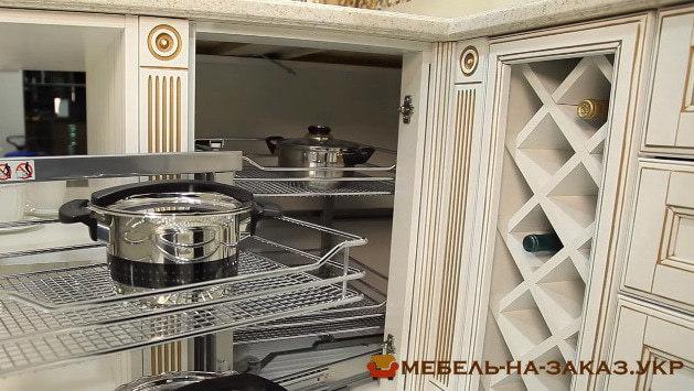 наполнение кухни из массива