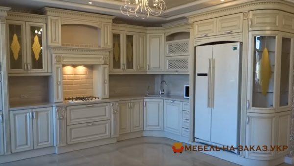авторская кухня из ольхи под заказ в Киеве