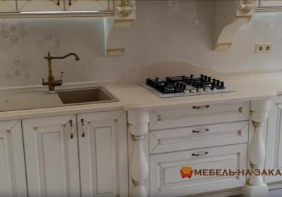 изготовление авторской кухни под заказ в Киеве