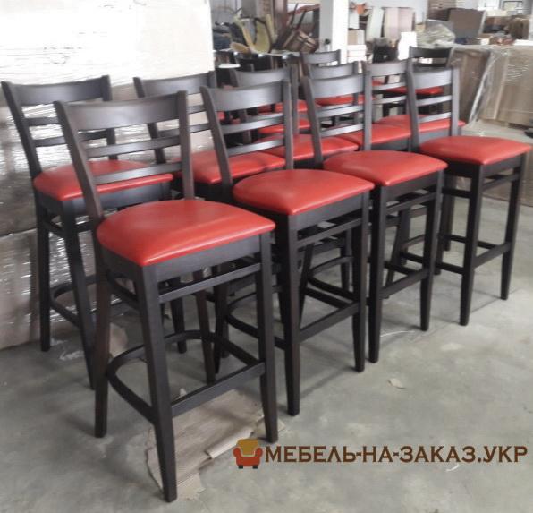набор браных стульев на заказ