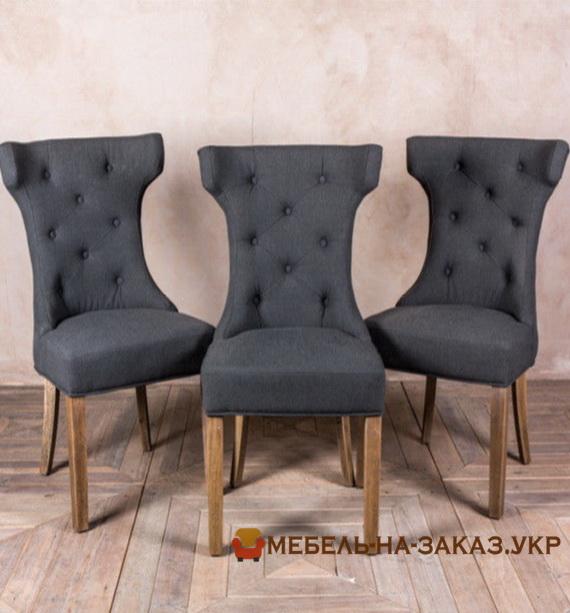 стулья с высокой спинкой