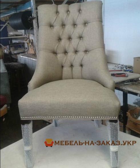 заказное кресло в стиле Честер
