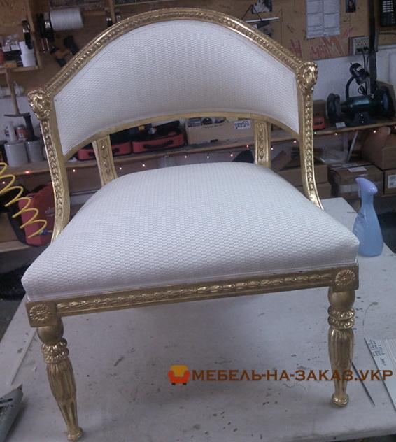 стул в стиле ренесанс на заказ