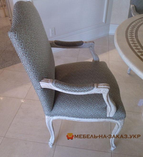 стулья в стиле барокко