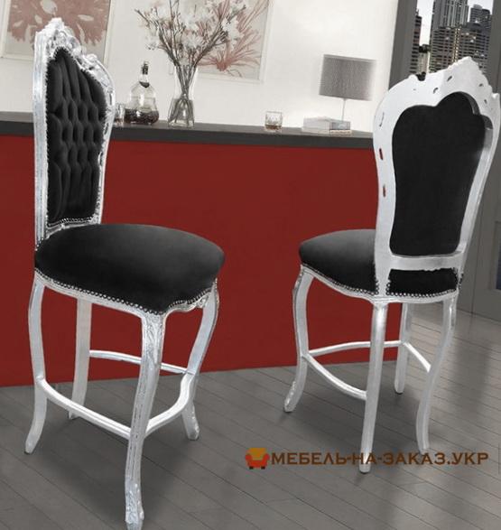 изготовление классические стулья