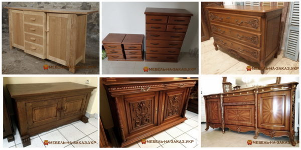 изготовитель мебели из дерева комод