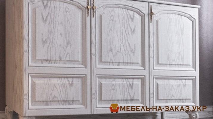 комод с распашными дверями