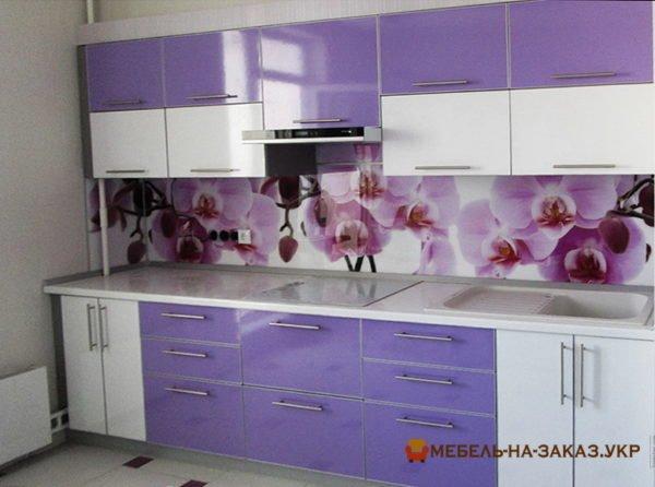 Мебель для маленькой кухни на заказ Киев