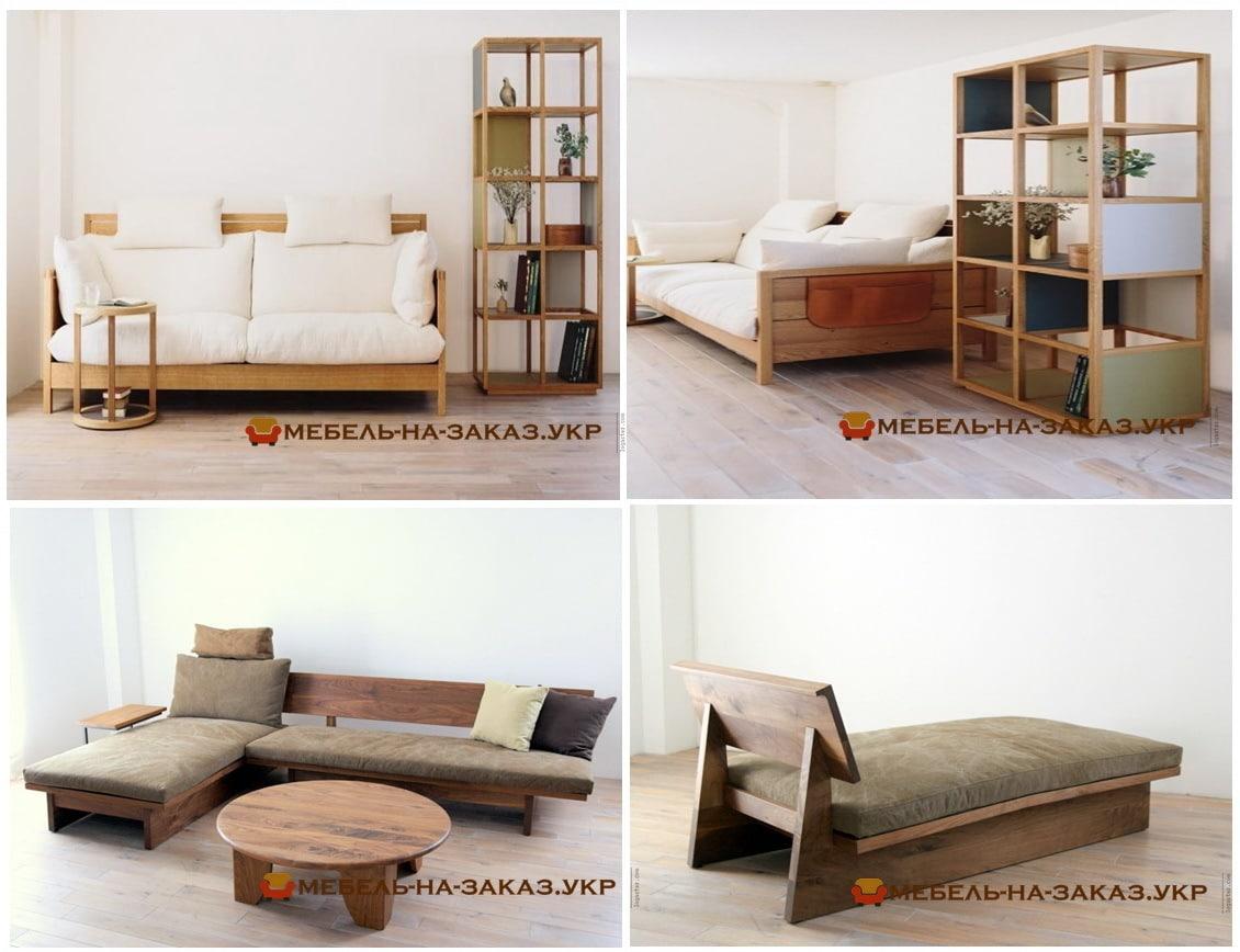 заказать изготовление мягкой мебели в стиле лофт