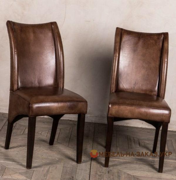 кожаные стулья под заказ