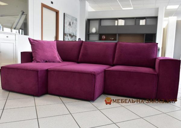 розовая мягкая мебель
