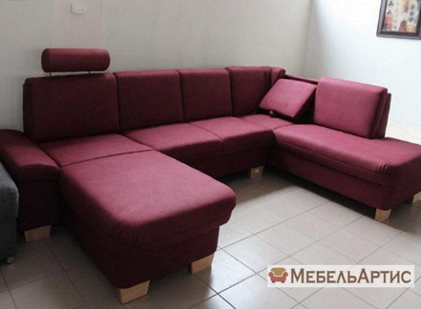 модульный офисный диван в Киеве