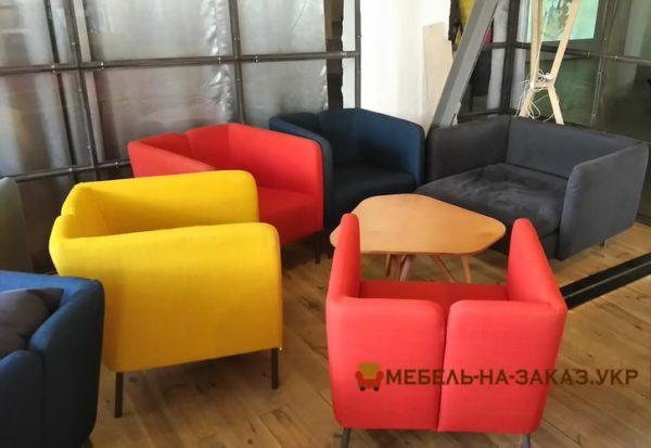 офисное кресло loft на заказ в Киеве