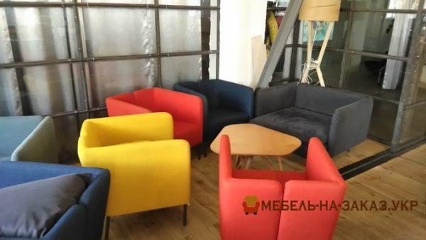 офисное кресло loft на заказ