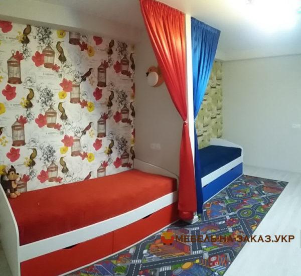 детская кровать для девочки