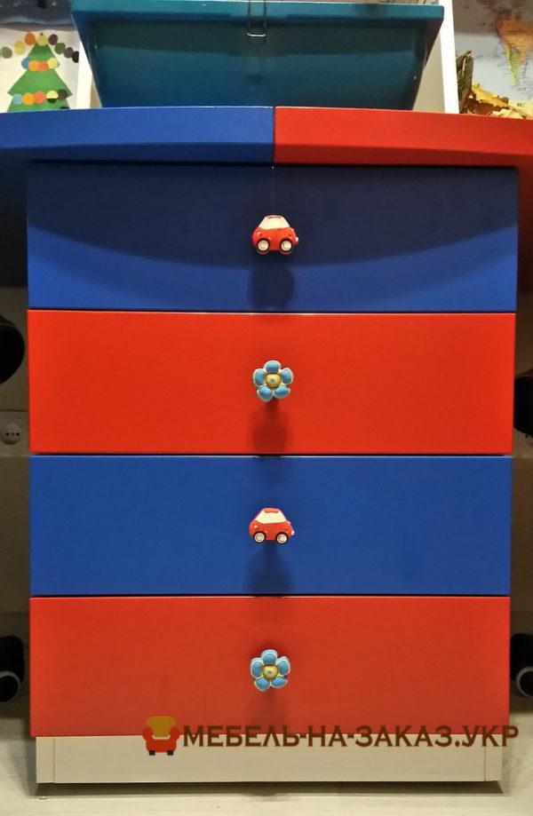 цветной детский стол на заказ