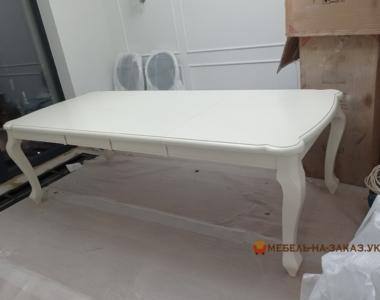 стол в кухню из дерева 3 метра