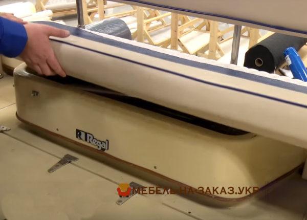 изготовление мебели для яхт на заказ