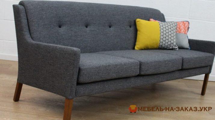 варианты диванов в скандинавском стиле Киев
