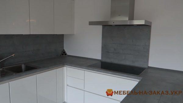 кухня на заказ лофт в Киеве