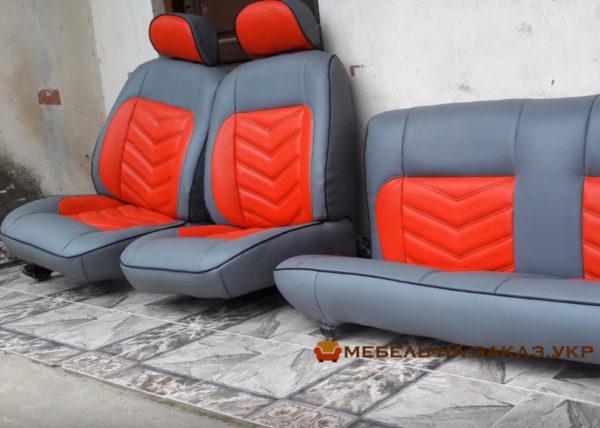 диваны и кресла для катера под заказ