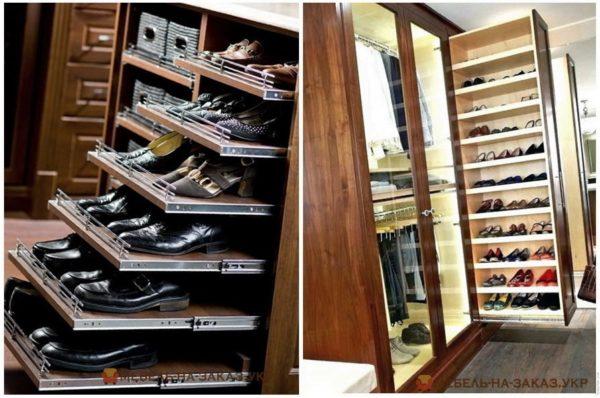 обувница на заказ