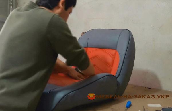 ремонт мебели для яхт