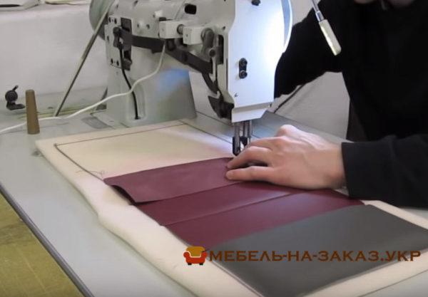 пошив мебели для яхт