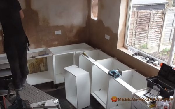 сборка мебели в Ирпени