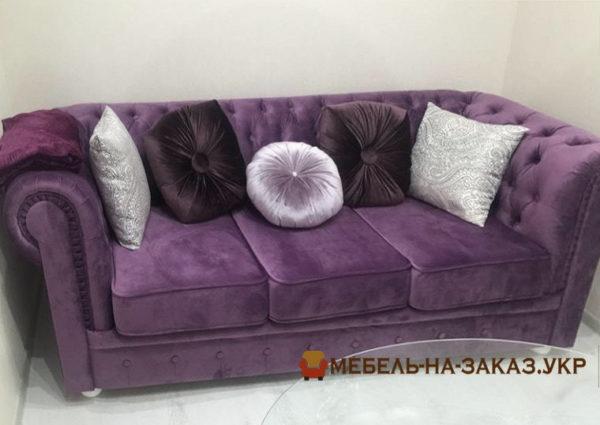 диван прямой раскладной на заказ