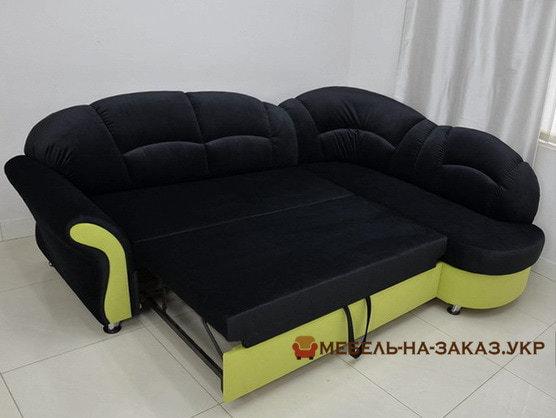 диван ан заказ со спальным местом конча заспа