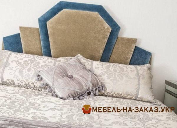 возможные формы изголовья кроватей