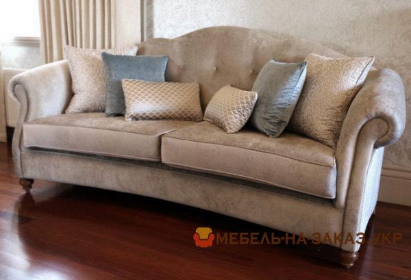 фотографии бежевых диванов