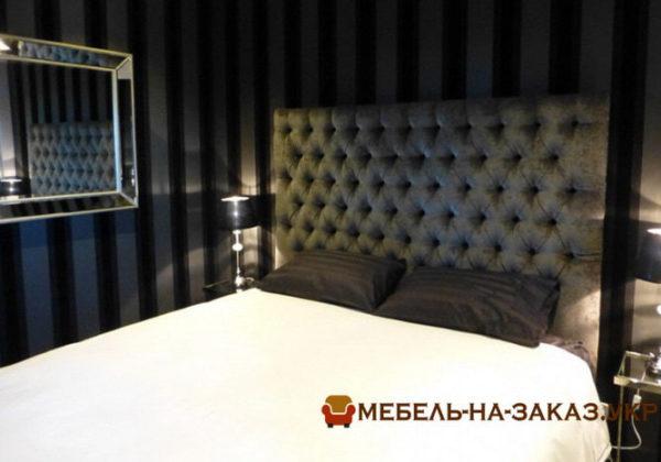 Мягкие кровати на заказ МебельЯртис