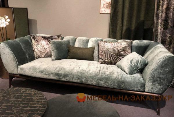 вариантв прямых диванов