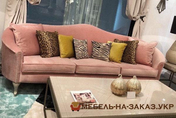 вариантв прямых диванов на заказ Киев