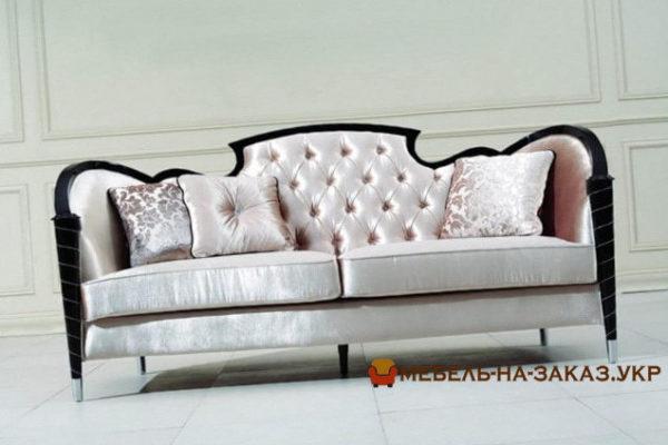 белый элитный диван кушетка
